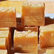 Косметика ручной работы handmade. Livemaster - original item Yogurt soap with olive cream and birch juice.. Handmade.