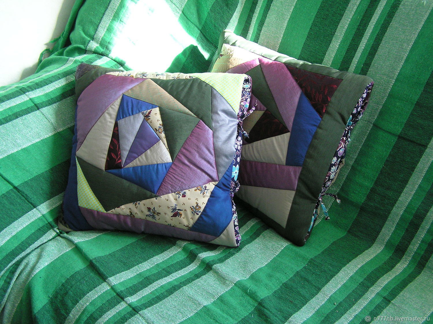Covers for interior pillows №204, Pillow, Dubna,  Фото №1