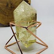 Фен-шуй и эзотерика handmade. Livemaster - original item Vogel Citrine Crystal 67 mm. Handmade.