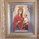 Icon Of The Theotokos 'Quick To Hearken', Icons, Saransk,  Фото №1