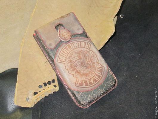 Для телефонов ручной работы. Ярмарка Мастеров - ручная работа. Купить Чехол для iPhone 6+. Handmade. Разноцветный, необычный