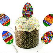 Сувениры и подарки ручной работы. Ярмарка Мастеров - ручная работа Готовимся к пасхе. Handmade.