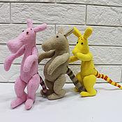 Куклы и игрушки ручной работы. Ярмарка Мастеров - ручная работа Игрушка Мюкла (Мукла). Handmade.