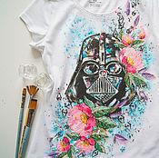 Одежда handmade. Livemaster - original item Darth Vader T-Shirt. Handmade.