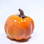 Для дома и интерьера handmade. Livemaster - original item Pumpkin. Handmade.