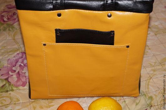Женские сумки ручной работы. Ярмарка Мастеров - ручная работа. Купить Сумка из натуральной кожи. Handmade. Из кожи