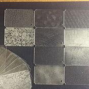 Материалы ручной работы. Ярмарка Мастеров - ручная работа Акрил, полистирол, ПЭТ и другие пластики с рельефной поверхностью. Handmade.