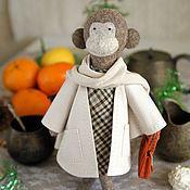 Куклы и игрушки ручной работы. Ярмарка Мастеров - ручная работа Майя или Ожидание Нового года.. Handmade.
