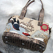 Сумки и аксессуары handmade. Livemaster - original item Bag