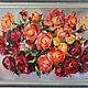 Order Oil painting. Roses. SVETINLOOK (svetinlook). Livemaster. . Pictures Фото №3
