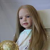 Куклы и игрушки ручной работы. Ярмарка Мастеров - ручная работа Святослава.Мой нежный ангел.. Handmade.