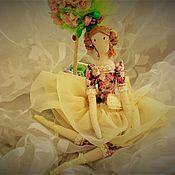 Куклы и игрушки ручной работы. Ярмарка Мастеров - ручная работа Тильда Балерина. Handmade.