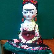 """Куклы и игрушки ручной работы. Ярмарка Мастеров - ручная работа Кукла """"Фрида"""". Handmade."""