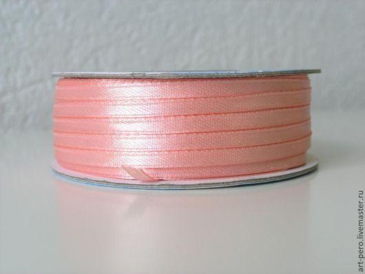 Другие виды рукоделия ручной работы. Ярмарка Мастеров - ручная работа. Купить Лента атласная 3 мм , атласная лента 3 мм  в ассортименте. Handmade.