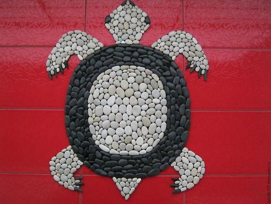 Каменный коврик `Черепаха` Размер 80х66 см. Цена 7000 руб.