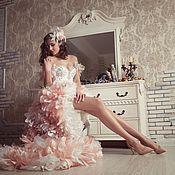 Платья ручной работы. Ярмарка Мастеров - ручная работа Свадебное платье Кокетка. Handmade.