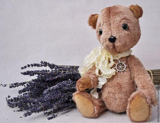 Мишки Тедди ручной работы. Ярмарка Мастеров - ручная работа. Купить Мишка Мирко. Handmade. Коричневый, авторская игрушка
