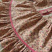 Работы для детей, handmade. Livemaster - original item Dress cotton corduroy