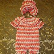 Одежда ручной работы. Ярмарка Мастеров - ручная работа Комплект для куклы. Handmade.