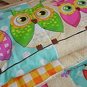 """Детское одеяло ручной работы. Ярмарка Мастеров - ручная работа Одеяло """"Соня"""". Handmade."""