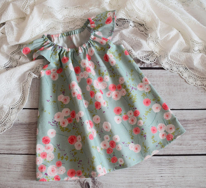 a743188bfbd3d86 Одежда для девочек, ручной работы. Ярмарка Мастеров - ручная работа. Купить  Платье. ...