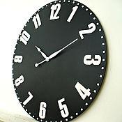 """Для дома и интерьера handmade. Livemaster - original item Copy of Copy of Loft Wall Clock 27,56"""". Handmade."""