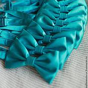 Галстуки ручной работы. Ярмарка Мастеров - ручная работа Галстук-бабочка шелковый. Handmade.