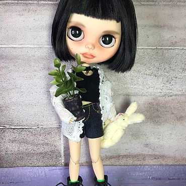 Куклы и игрушки ручной работы. Ярмарка Мастеров - ручная работа Кукла Блайз(Blythe) Матильда. Handmade.