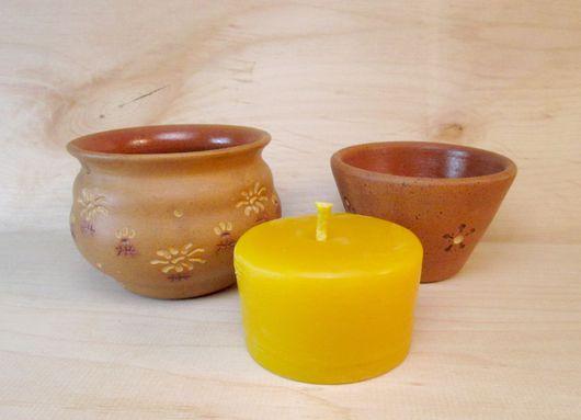 """Свечи ручной работы. Ярмарка Мастеров - ручная работа. Купить свеча """"Нежность"""" mini. Handmade. Для кафе, сюрприз"""