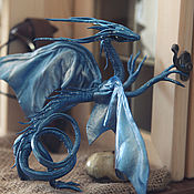 Куклы и игрушки ручной работы. Ярмарка Мастеров - ручная работа Дракон - Вечерняя Звезда. Handmade.