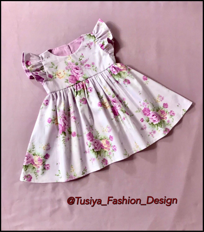 Детское платье 6 вариантов