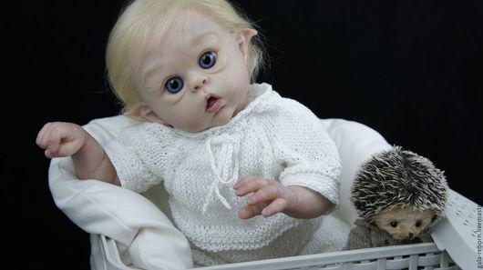 Куклы-младенцы и reborn ручной работы. Ярмарка Мастеров - ручная работа. Купить Любимая Офеличка.Реборн Галины Лобашовой.. Handmade.