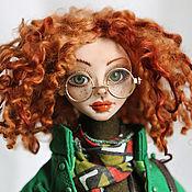 Куклы и игрушки handmade. Livemaster - original item Art doll Ellie. Handmade.
