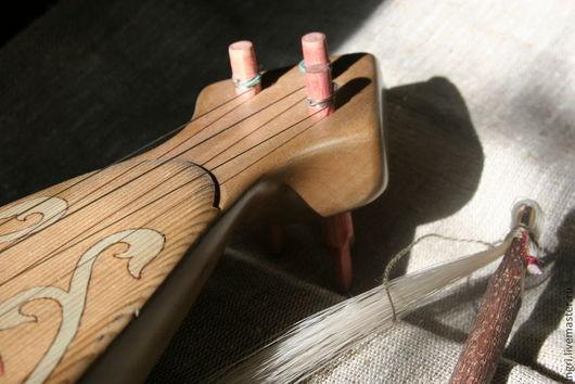 Струнные инструменты ручной работы. Ярмарка Мастеров - ручная работа. Купить Гудок (смык). Handmade. Музыкальные инструменты, клён
