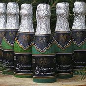 """Косметика ручной работы. Ярмарка Мастеров - ручная работа Мыло ручной работы """"Шампанское"""". Handmade."""