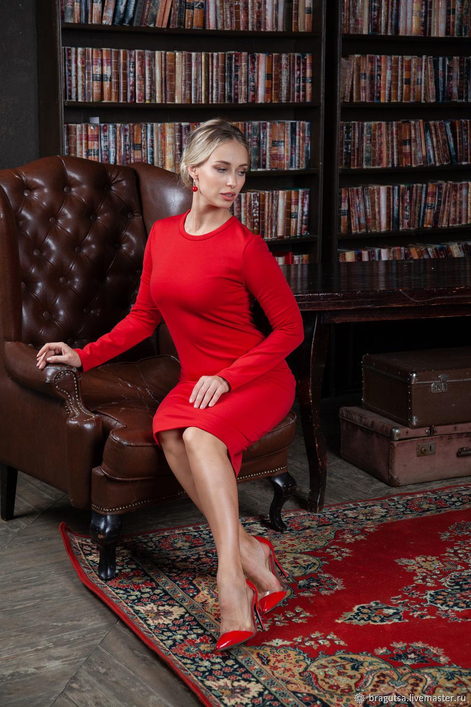 ТЁПЛОЕ Платье СКАНДИНАВИЯ, Платья, Москва,  Фото №1