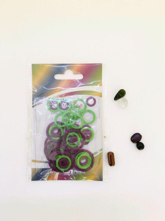 Вязание ручной работы. Ярмарка Мастеров - ручная работа. Купить Маркировочное кольцо от Knit pro. Handmade. Маркер, кольцо