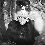Аксессуары handmade. Livemaster - original item Gothic Victorian collar. Handmade.