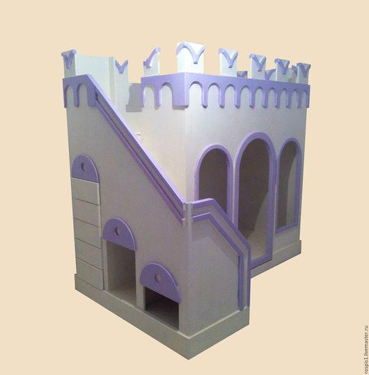 Кровать замок для детей от производителя на заказ