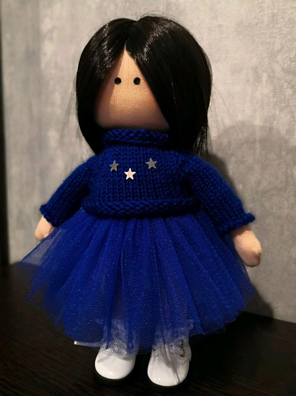 Кукла интерьерная для девочек, Куклы и пупсы, Санкт-Петербург,  Фото №1