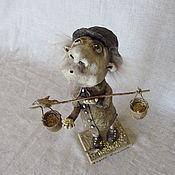 Куклы и игрушки ручной работы. Ярмарка Мастеров - ручная работа Птицелов Труль Порфилиус. Handmade.