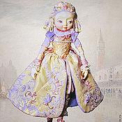 Куклы и игрушки ручной работы. Ярмарка Мастеров - ручная работа Анабель. подвижная кукла. Handmade.