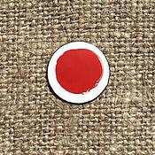 Материалы для творчества handmade. Livemaster - original item Overglaze paint FERRO Sunshine No. №171252 cardinal. Handmade.