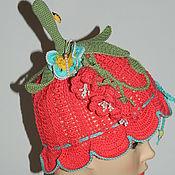 Работы для детей, ручной работы. Ярмарка Мастеров - ручная работа Панамка для девочки Колокольчик, шляпа. Handmade.