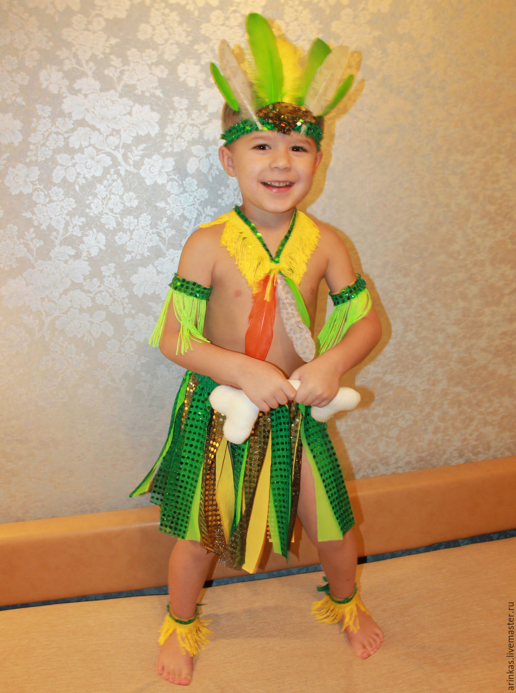 Костюм аборигена для мальчика своими руками фото 785