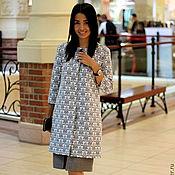 Одежда handmade. Livemaster - original item Light summer coat