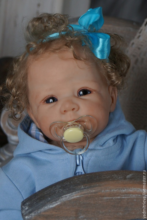 Куклы-младенцы и reborn ручной работы. Ярмарка Мастеров - ручная работа. Купить Кукла реборн Варюша( куклы реборн Дмитриевой Ирины). Handmade.