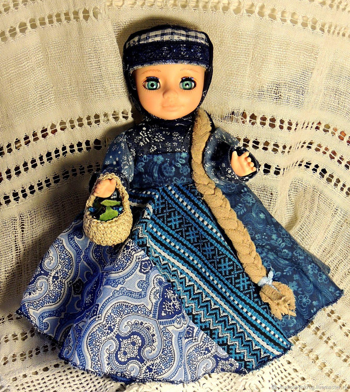 Кукла Синюшка, Куклы и пупсы, Москва,  Фото №1