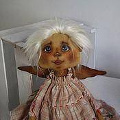 Куклы и игрушки ручной работы. Ярмарка Мастеров - ручная работа Текстильная кукла. Анисья  48см.. Handmade.