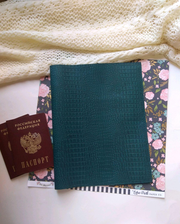 Мягкая папка для документов, Папки, Москва, Фото №1